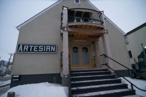 The Artesian has a special place in Regina's heart.