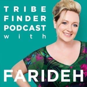 Farideh doesn't pull any fast ones with her podcast.