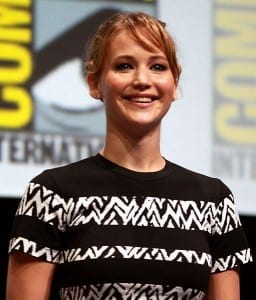 Look at how bright eyed Jennifer Lawrence was a year ago. So cute.