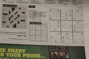 So long, and thanks for the Sudoku!/ Haley Klassen