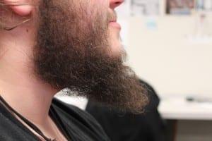 "Playoff beards- otherwise known as ""girlfriend deflectors""/Haley Klassen"