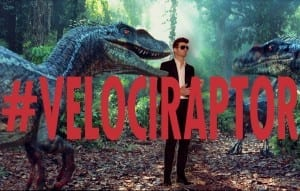 the photo is almost entirely unrelated. I'd just like to see this jerk-ass against some velociraptors/kyle leitch