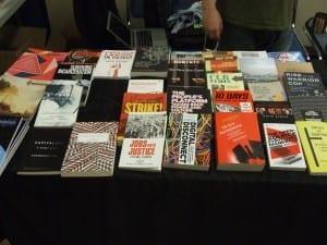 A book fair for activists and organizers! / Alec Salloum