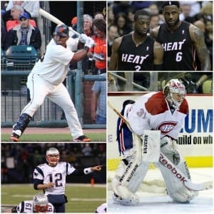 The sports world has been insane in 2014./Haley Klassen