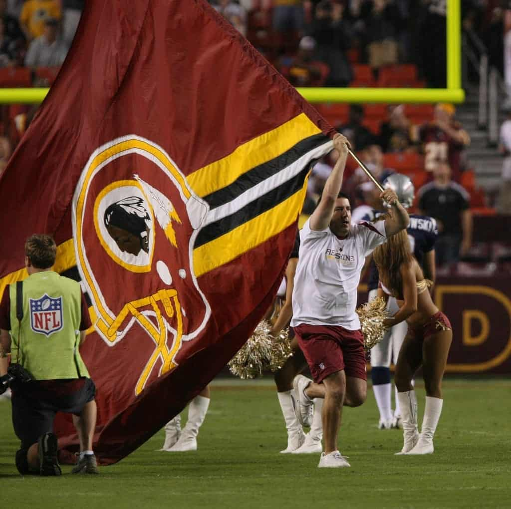 the controversy related to the name and logo of the washington redskins national football league Mike wise writes that daniel snyder's fight to keep the name of his washington nfl team is clearly heading toward its inevitable conclusion.