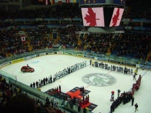 Canada should be living at the medal ceremony the next few years./Sakal77