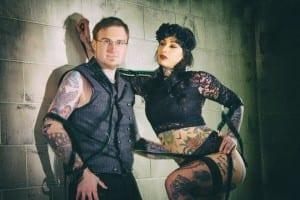 Lovin' the tattoo action. / B. Jonathan Michaels