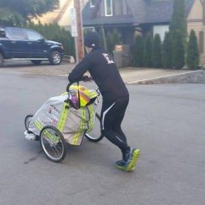 Run Fast Eddy, Run! / Edward Dostaler