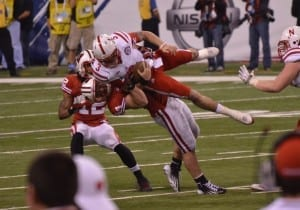 Chris Borland got tired of suplexing fools./ Dainomite