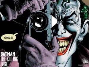 Nightmares. I will have nightmares. / DC Comics