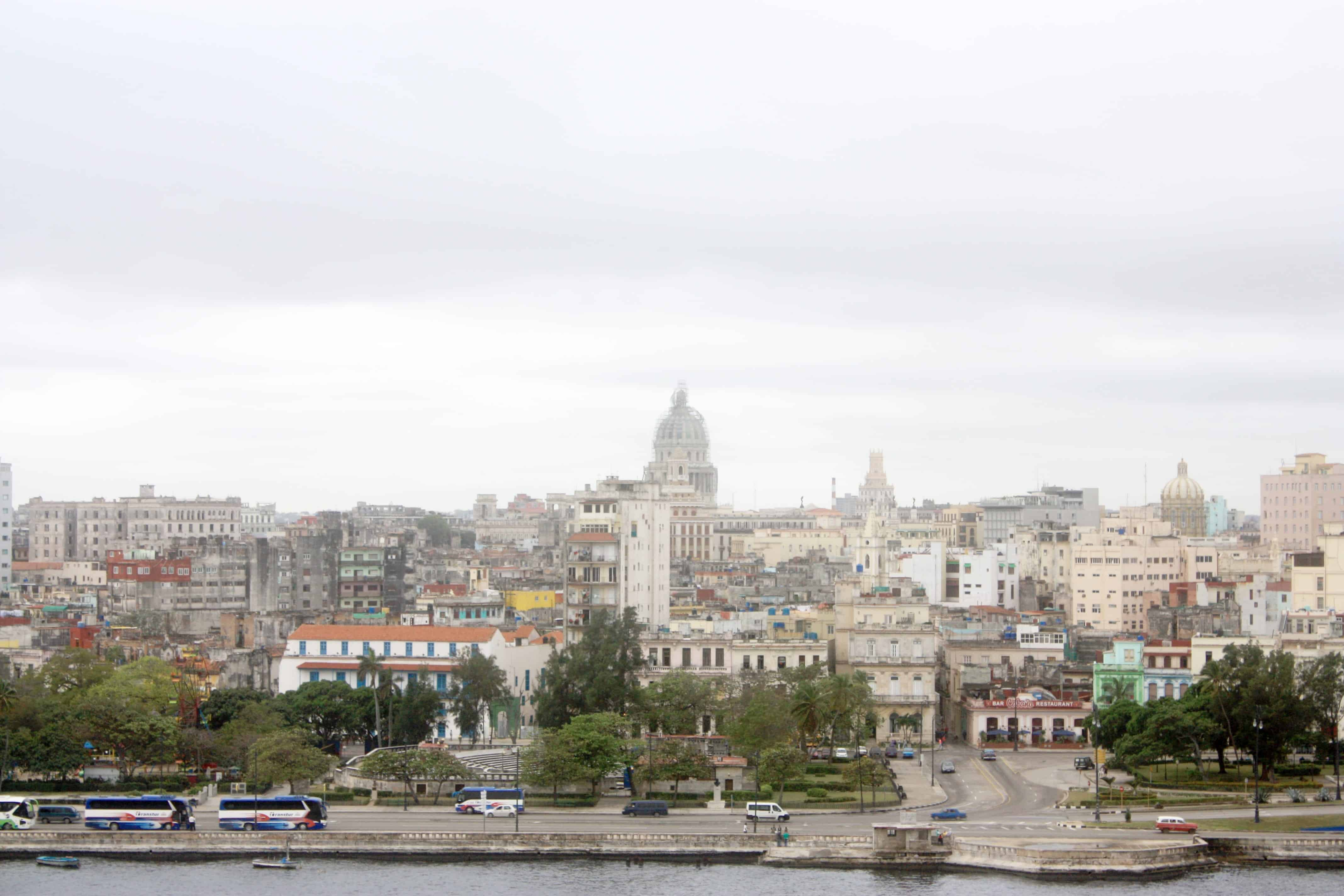 Historic Havana, home to the world's largest book fair, communism, and colonial buildings. / John Kapp