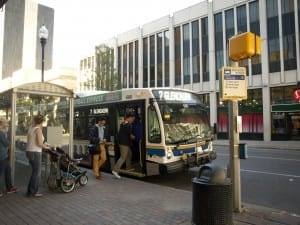 The U-Pass could result in many more students using public transit