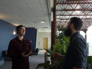 URSU Executive CommitteeDevon Peters and Matt Mutschler