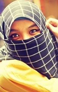 [2A] Niqab - syauqee mohamadWEB