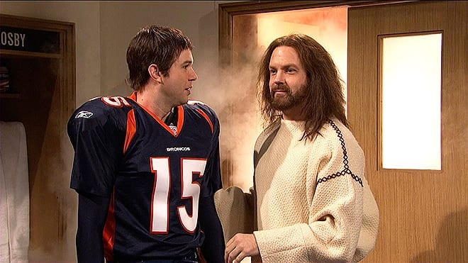 Praise be to Tim Tebow/ NBC