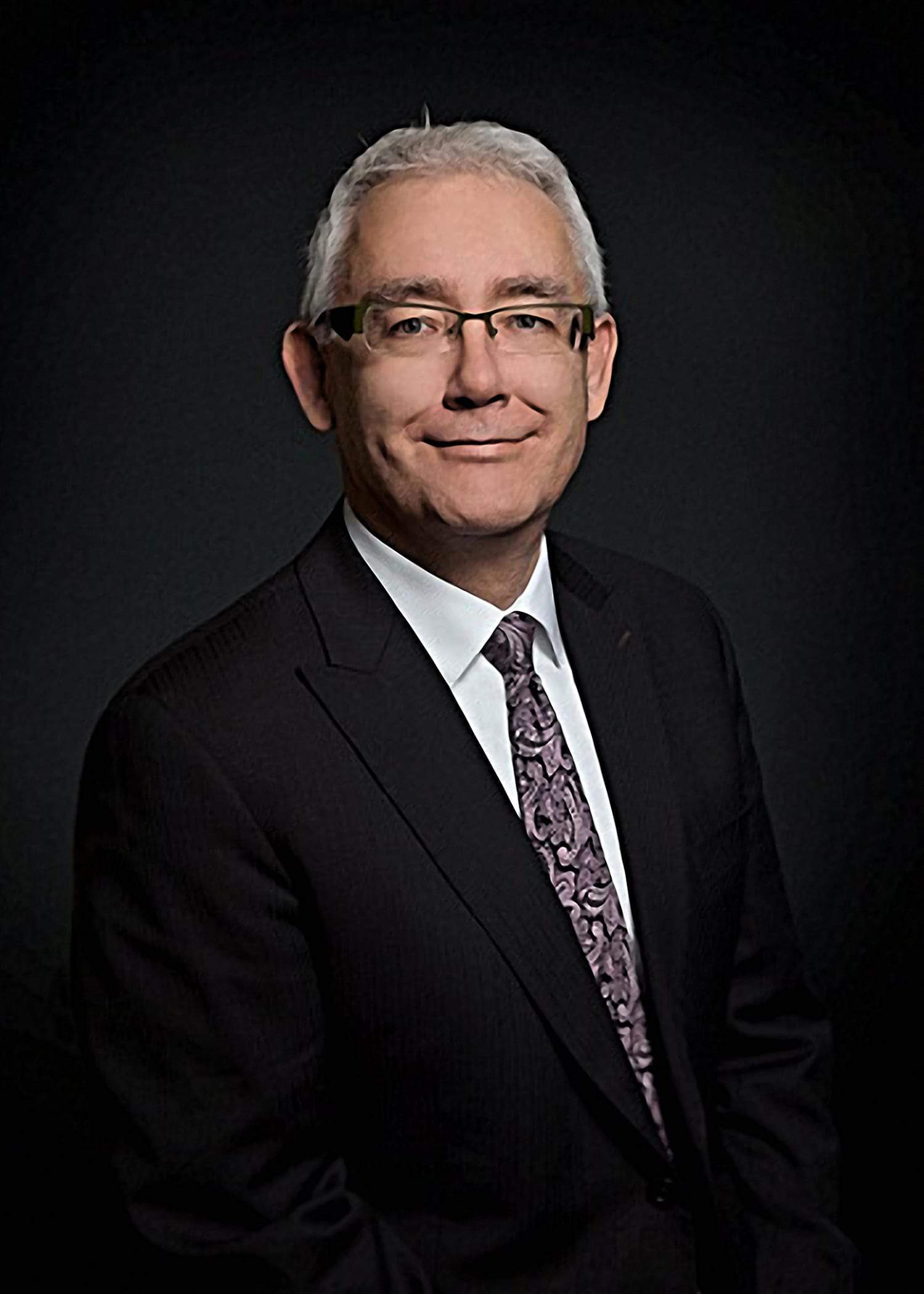 Gary Bosgoed is known for his work with Indigenous communities in Saskatchewan and Alberta. Photo - Worley Parsons