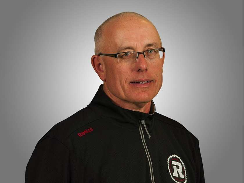 Gibson switches allegiances once again./Canadian Football League