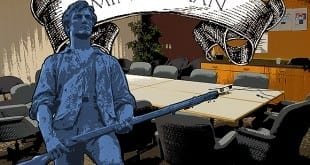 Our bold minuteman braves boredom to bring you an URSU update.