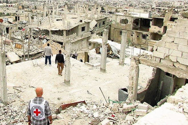 3A International Committee of the Red Cross (ICRC)WEB