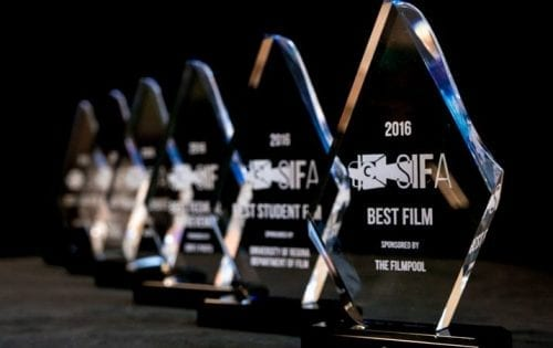 The awards promise to inspire new local talent to keep production in the province. Photo credit: SIFA Facebook