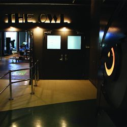 The Owl Open for Operations