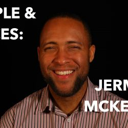 People and Places Podcast: Jermain McKenzie
