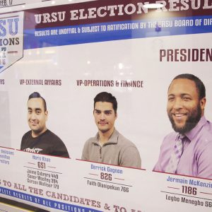 URSU election: the aftermath