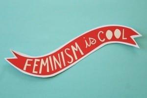 Feminism isn't about gender-bias.