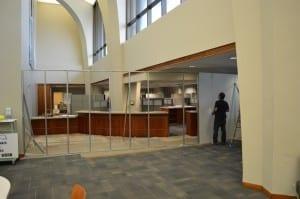 Quiet in the library damn it! /Michael Chmielewski