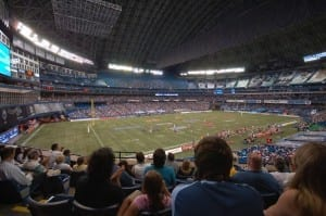 Some Argos fans are just fashionably late/John Griffiths