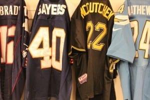 Stylin' and profilin' with the finest sports jerseys/Haley Klassen