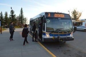 Bus #3, contract #221./ Michael Chmielewski