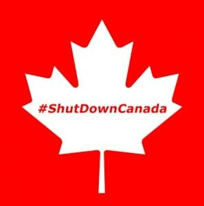 On Feb. 13, 24 locations across Canada will take to the streets. / Brett Nielsen