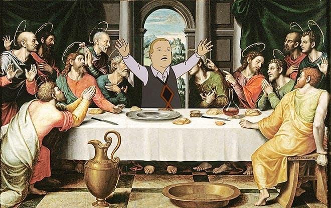 the show, like christianity thrives on catastrophe by brett nielsen