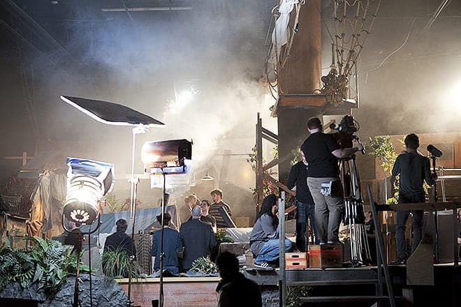 The high-octane environment of film production by Vancouver Film School