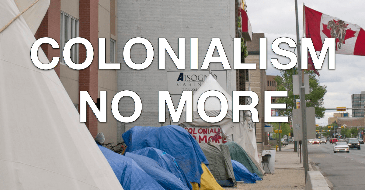 Colonialism No More