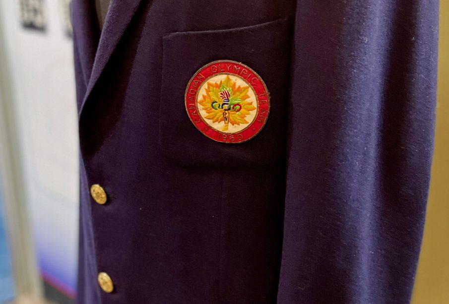 1960's Canadian Olympic Referee Jacket